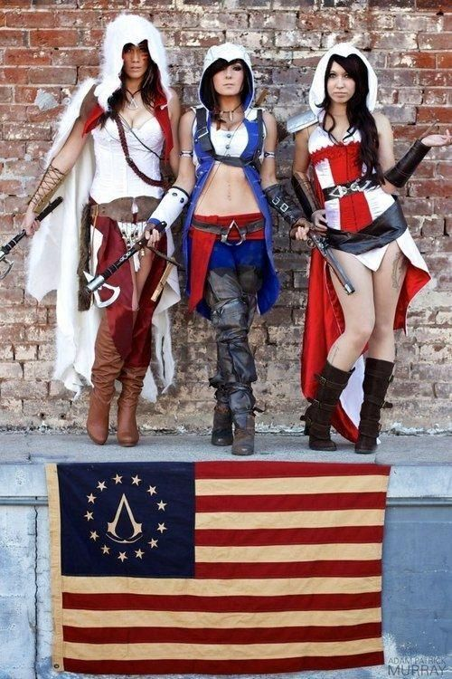 Assassin s creed hot girls