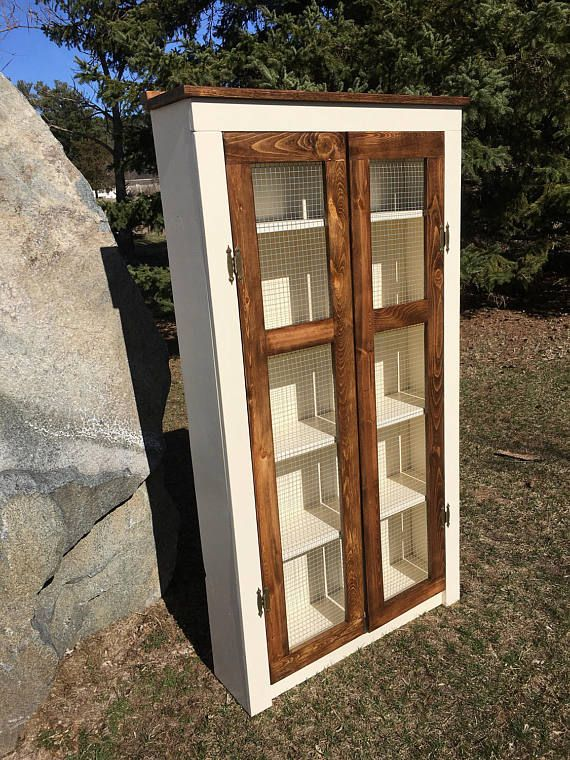 Best Tall Farmhouse Pantry Cabinet Farmhouse Pantry Cabinets 400 x 300