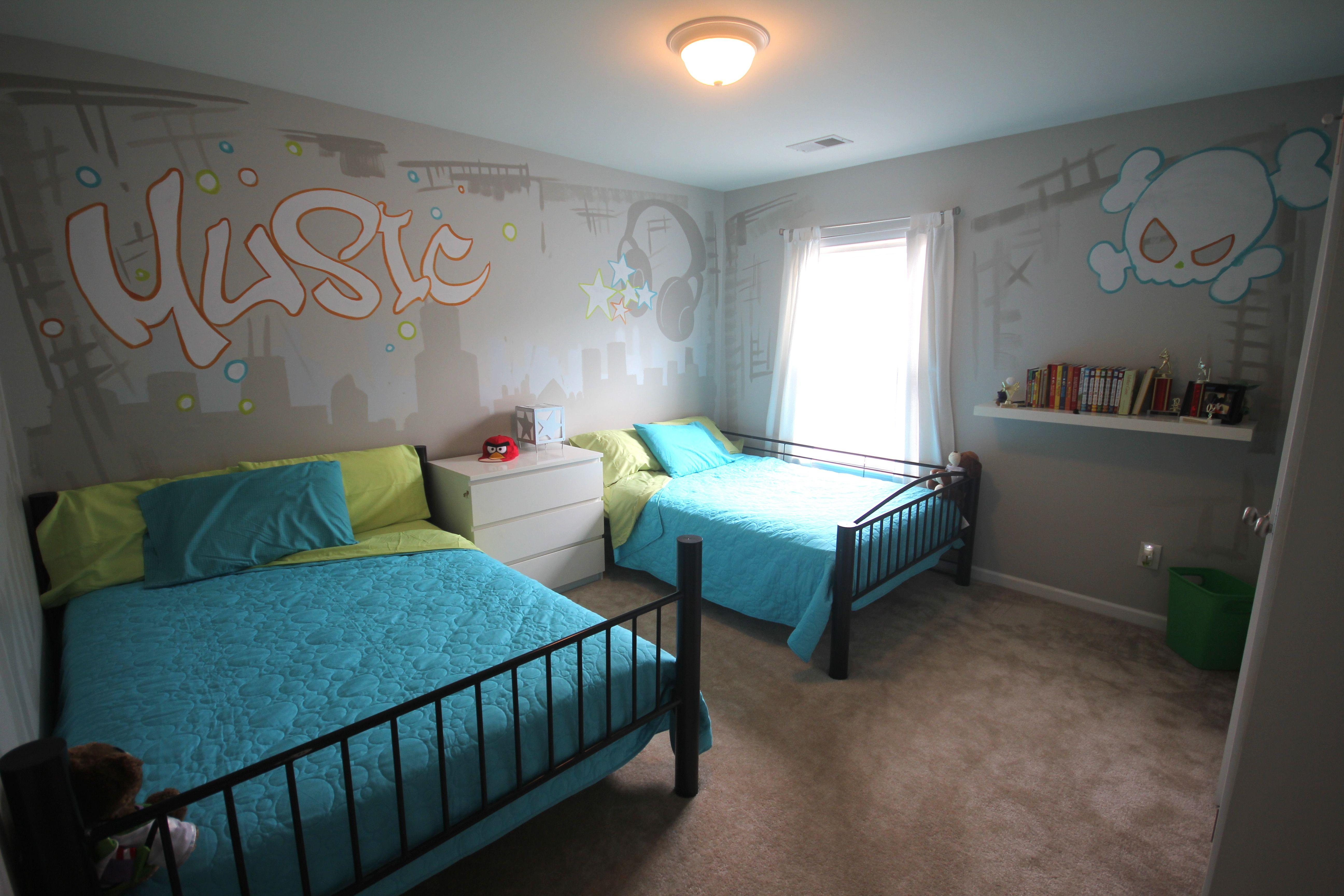 Kids Music Themed Room Bedroom Ideas For Kids Fun Gray Bedroom