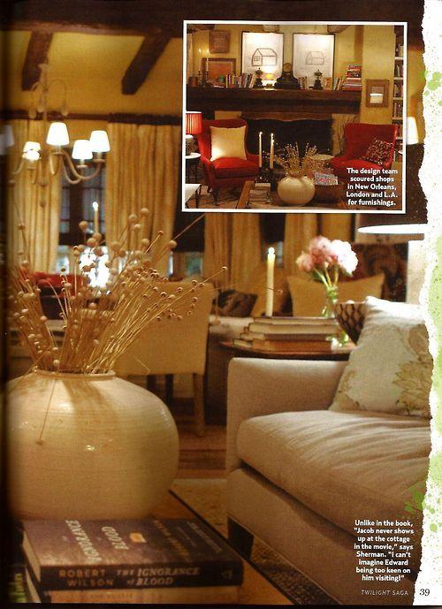 Edward Bella S Cottage Interior Design White Living Room Decor Cream And White Living Room Room Decor