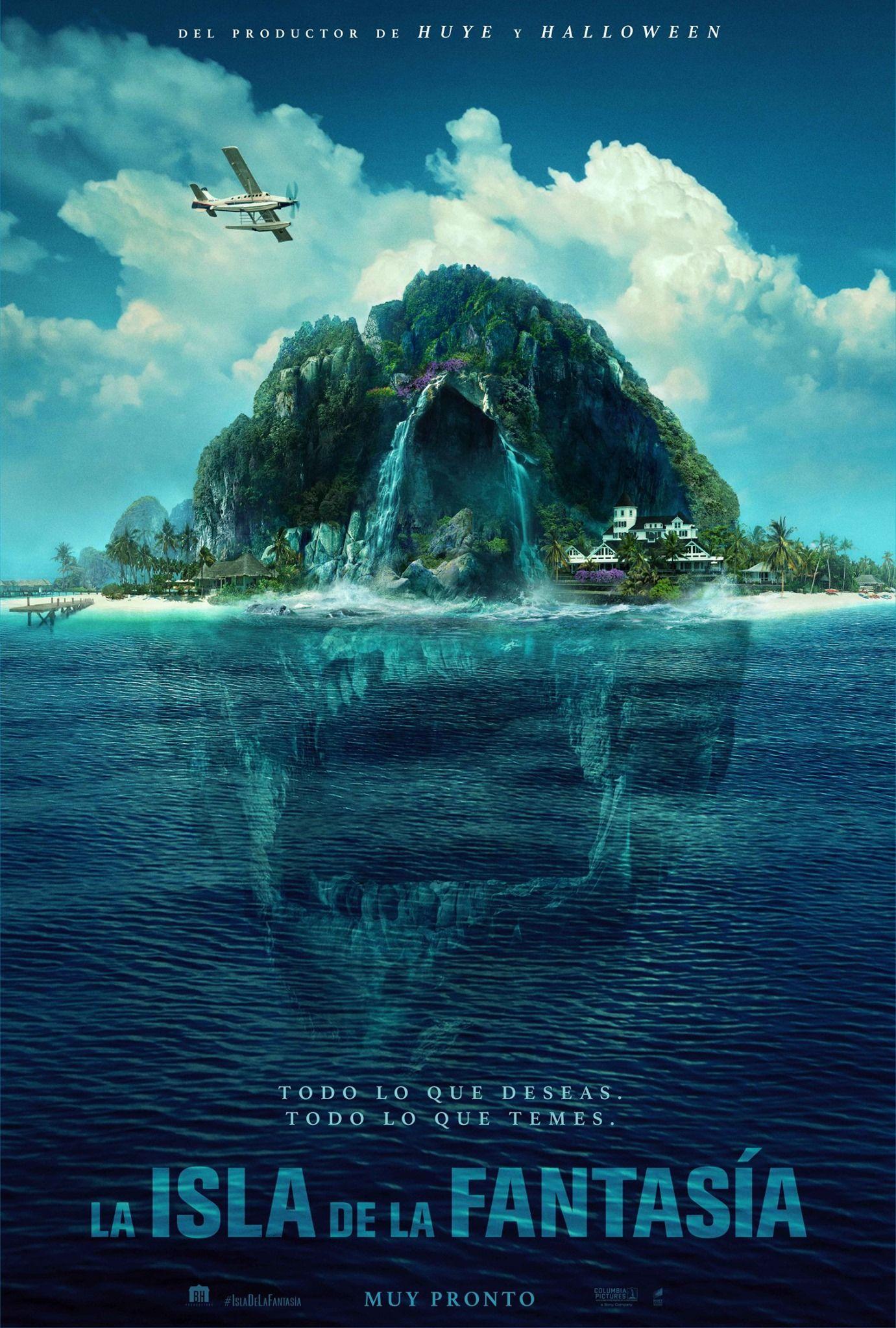 La Isla De La Fantasia Trailer Y Fecha De Estreno Peliculas Completas Peliculas De Terror Ver Peliculas Completas