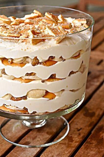 This is, hands down, the best Banana Pudding that ever was and ever will be. So easy to put together, this oddly comforting American-style trifle achieves World's Best Banana Pudding - This is, hands down, the best Banana Pudding that ever …-- adapted from Buttercup Bake Shop #foodfitness #foodforlife #lunch #foodpornshare #foodquotes #foodmagazine #chocolate #foodlike #foodnation #foodgraphy #foodpictures #foodphotographer #FoodIsBae #breakfast #foodlover #chocolatemousse