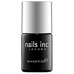 Sephora: nails inc. : Kensington Caviar Top Coat : top-coat-base ...