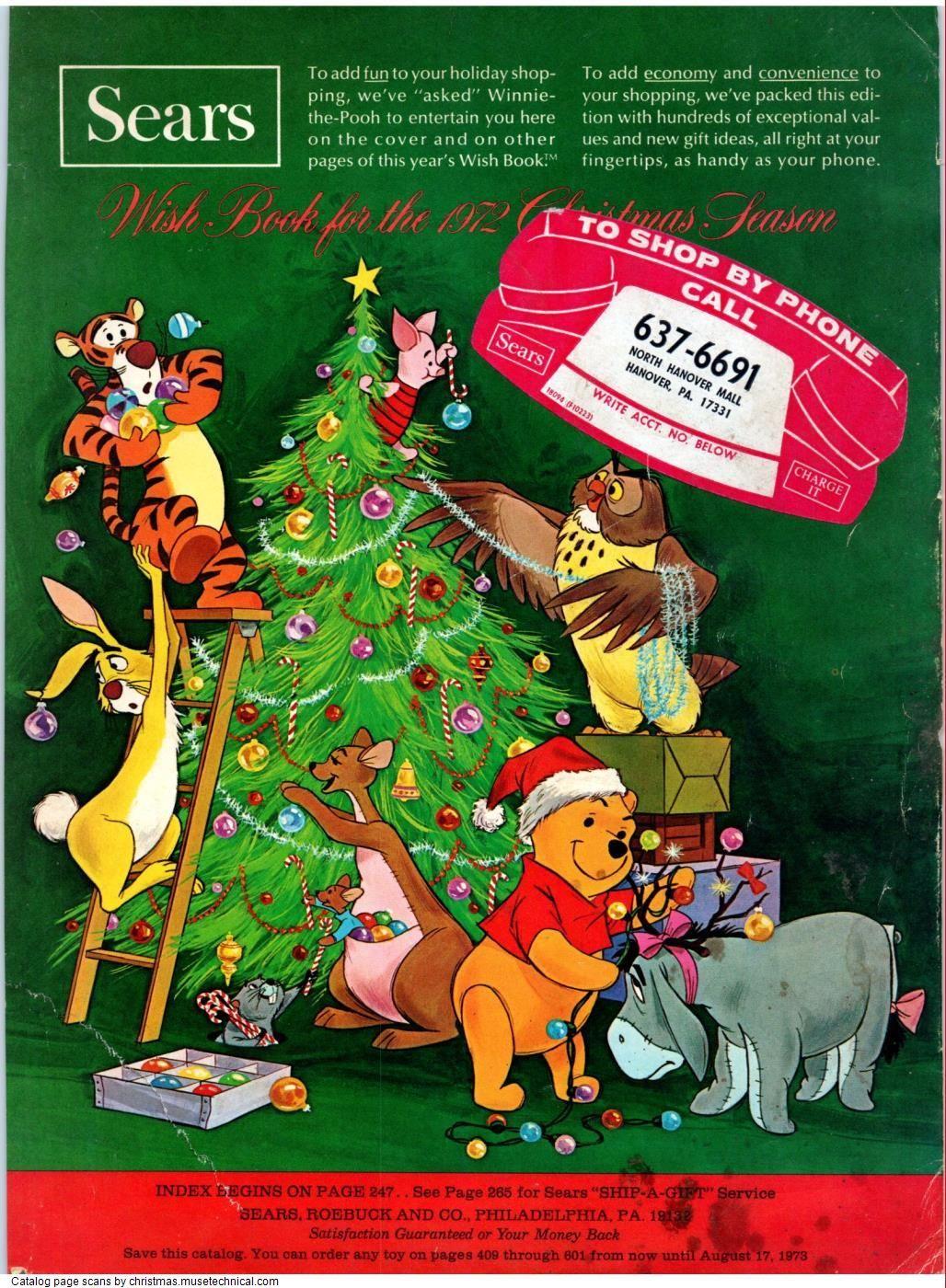 1972 Sears Christmas Book PDF in 2020 Christmas books
