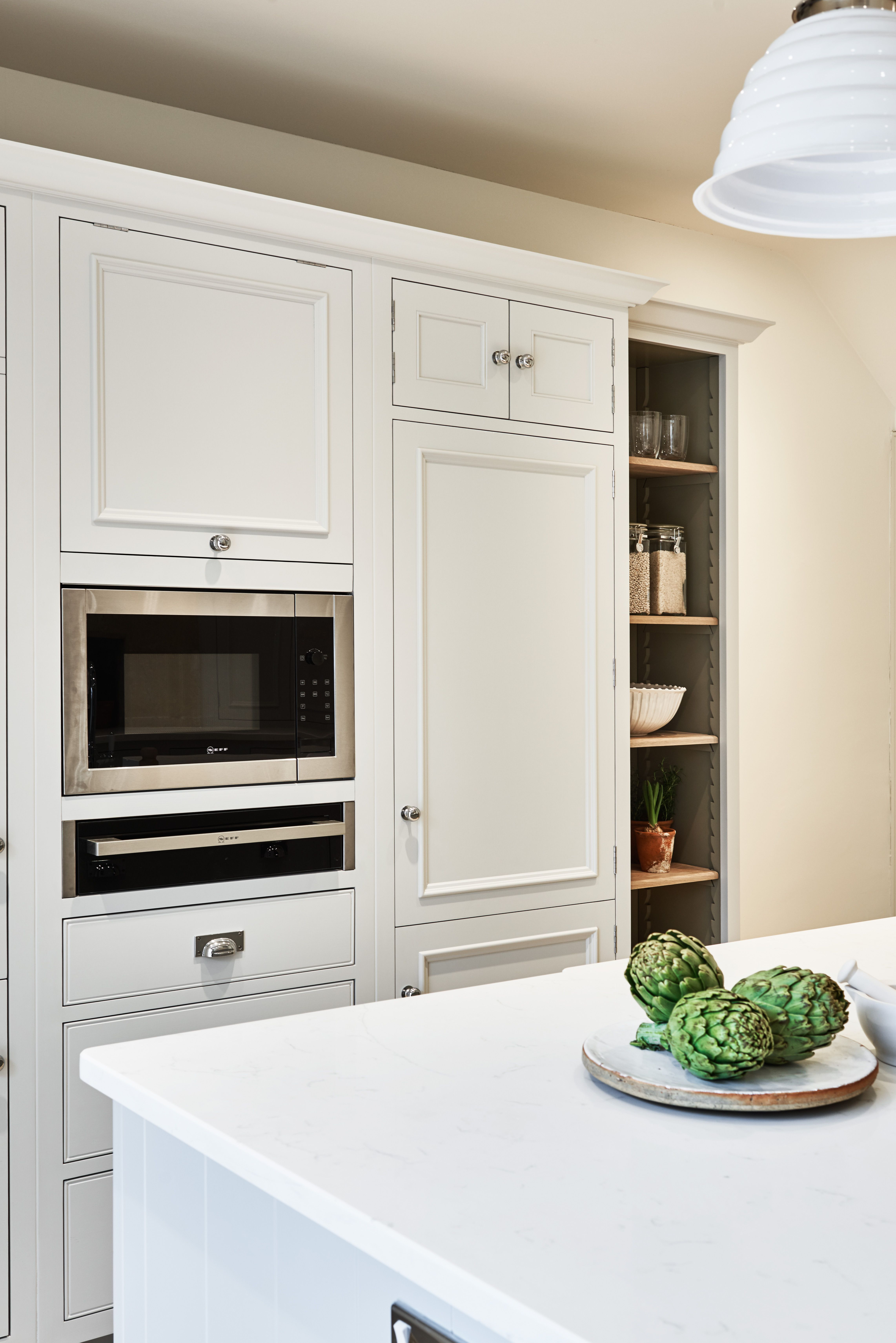 Kitchen designed by Sims Hilditch for the Cotswold Country House ...
