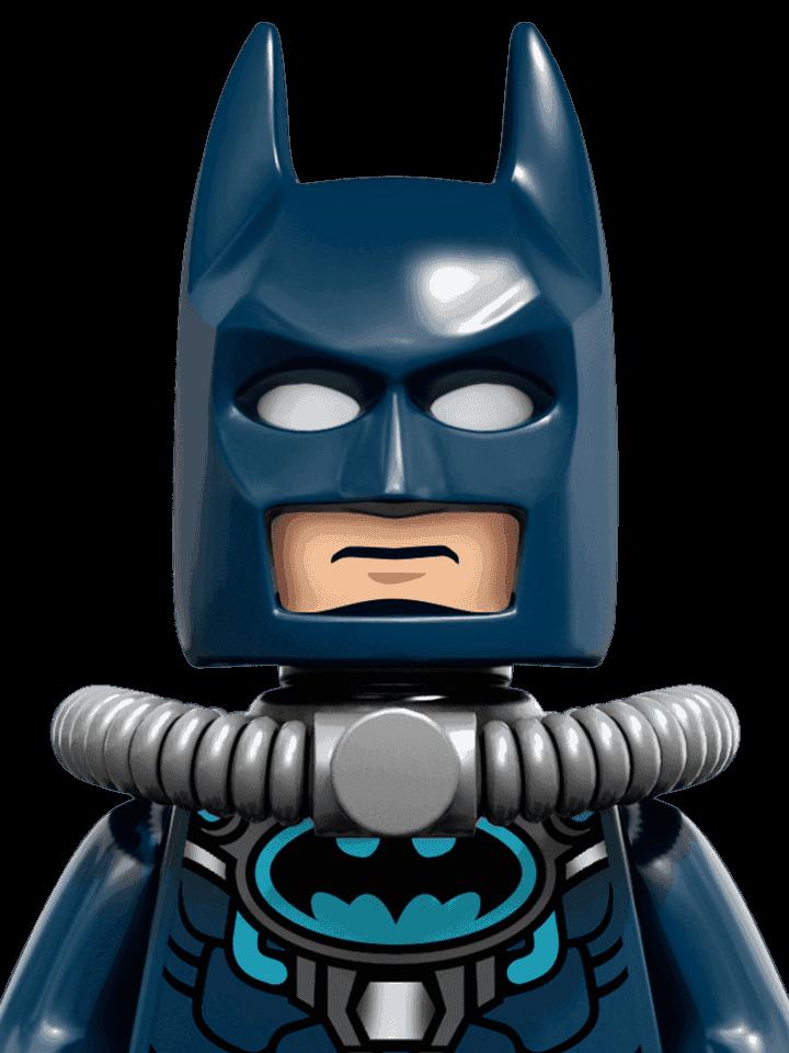Batman Buceador - Personajes - DC Comics Super Heroes LEGO.com