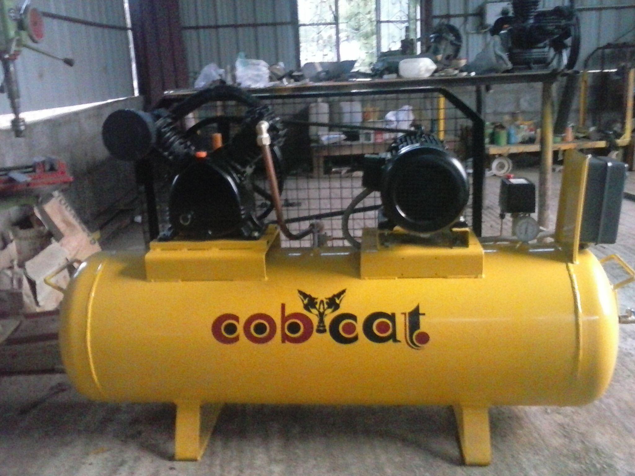 COBCAT high pressure air compressors high pressure air