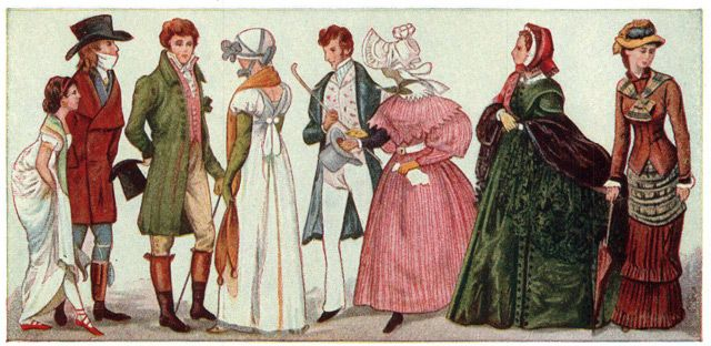 history of fashion - Google Search | art history resource and ...