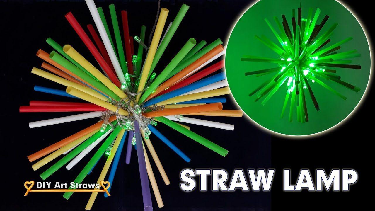 Youtube channel (DIY Art Straws): https://pics.ee/diyartstraws How ... for Straw Lantern  155sfw