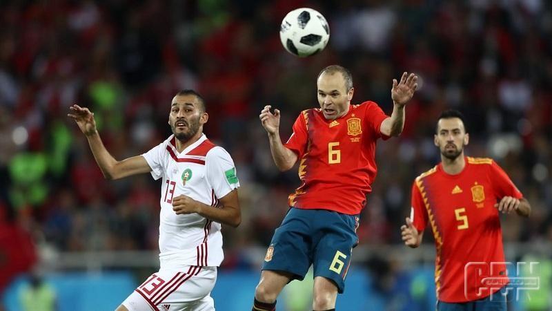 Var Selamatkan Spanyol Dari Penyisihan Grup Dunia Piala Dunia Spanyol