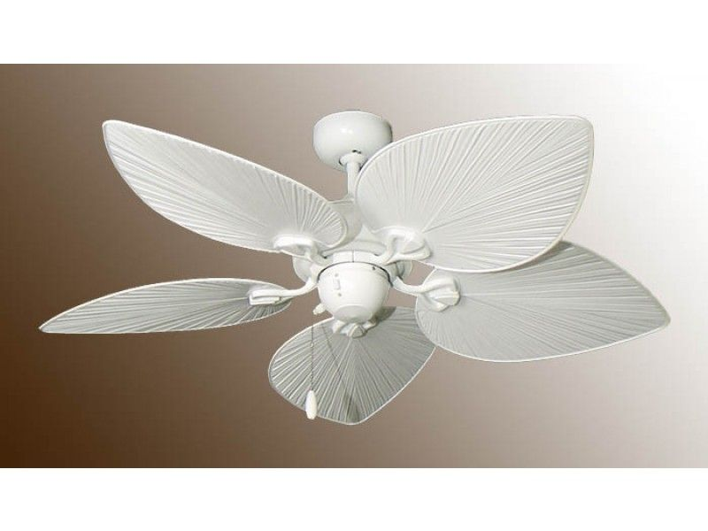 lights overhead bamboo blade tropical ceiling fanimation outdoor ceilings palm fans leaf with