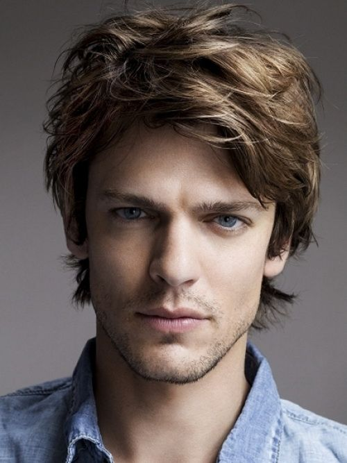 Fabulous Wavy Hair Frizzy Hair Men And Curly Frizzy Hair On Pinterest Short Hairstyles Gunalazisus
