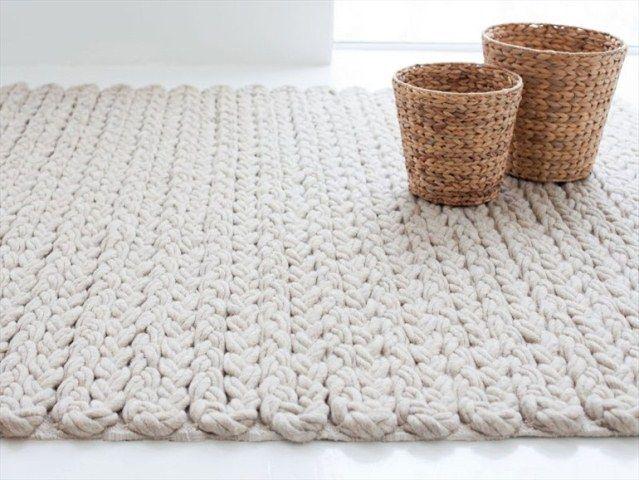 Tappeti In Tessuto Naturale : Tappeti e moquette in fibra naturale casa uncinetto tappeti