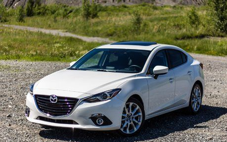 2017 Mazda 3 Sedan Sport Is A Compact Automobile Produced In An By The Motor Company Taking Place Of Familia 323 Protege Was Put On
