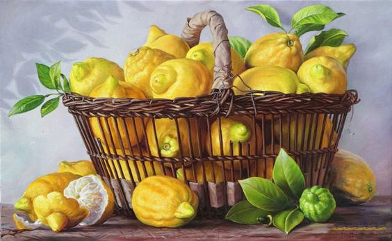 картинки для декупажа лимоны в корзине: 10 тыс изображений ...