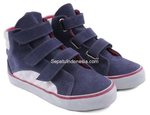 Sepatu Anak Ctj 17 78 Sintetik Hitam 26 30 Rp 167 250