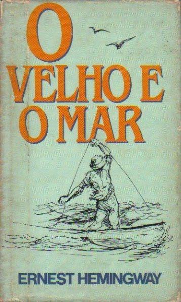 O velho e o mar …   Livros famosos, Capas de livros e