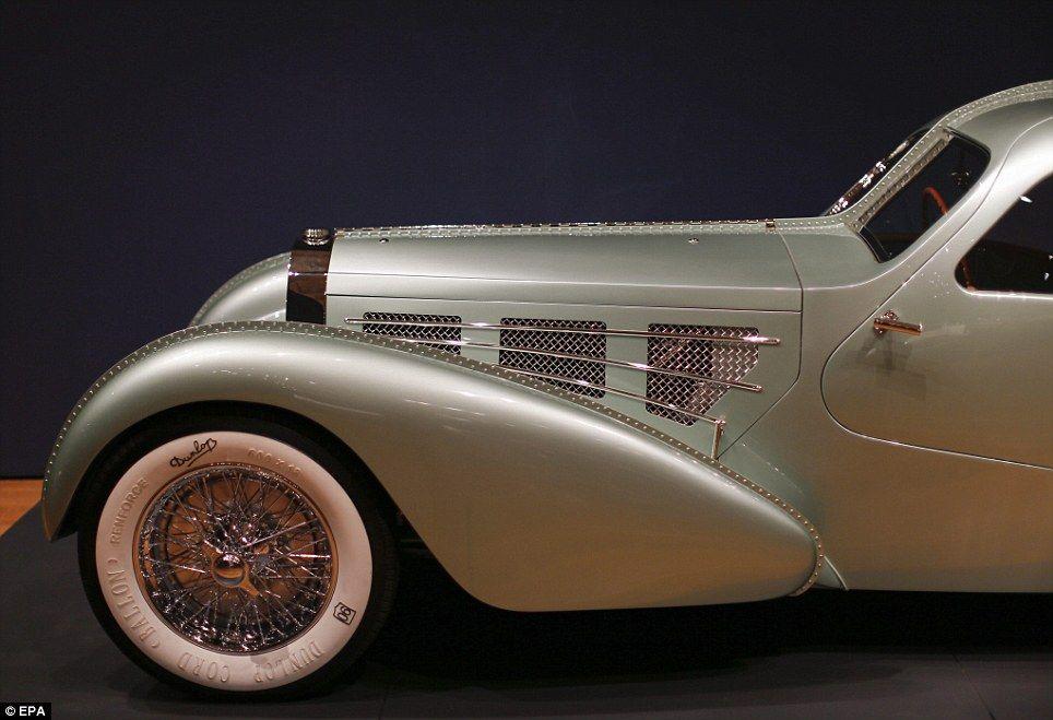 Concept Autos From Decades Ago Show Past Visions Of The Future. Bugatti  CarsFerrariKit ...