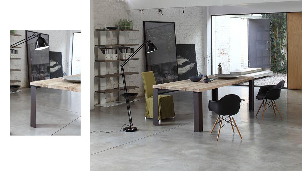 Tavoli in legno massiccio personalizzabili - Devina Nais | Devina ...