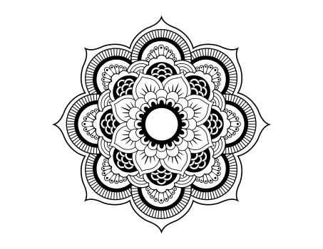 Chakra mandala coloring pages google search