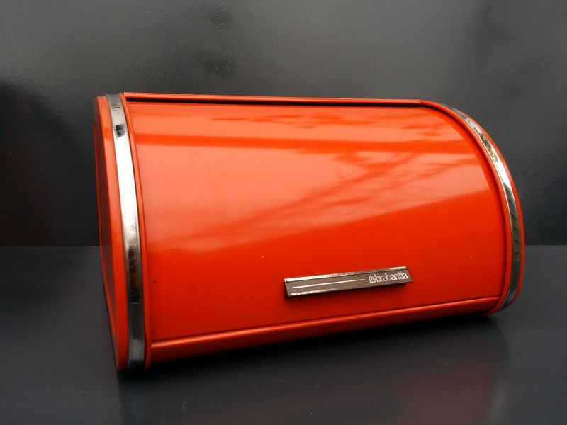 Vintage Brabantia breadbox