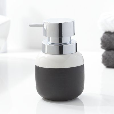 Brayden Studio Sarris Countertop Soap And Lotion Dispenser