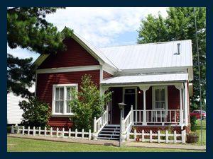 Grant County Museum - Sheridan, AR