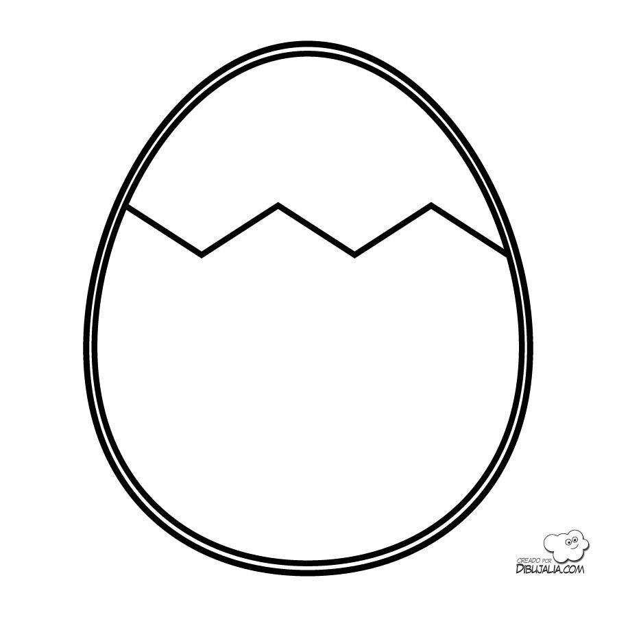 Pollito Y Huevo Para Pintar Cerca Amb Google Huevos De Pascua Huevo Para Colorear Gallinas Dibujos