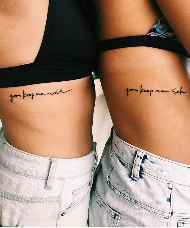 Best friend tattoos | Tattoos and Piercings | Pinterest | Friend ...