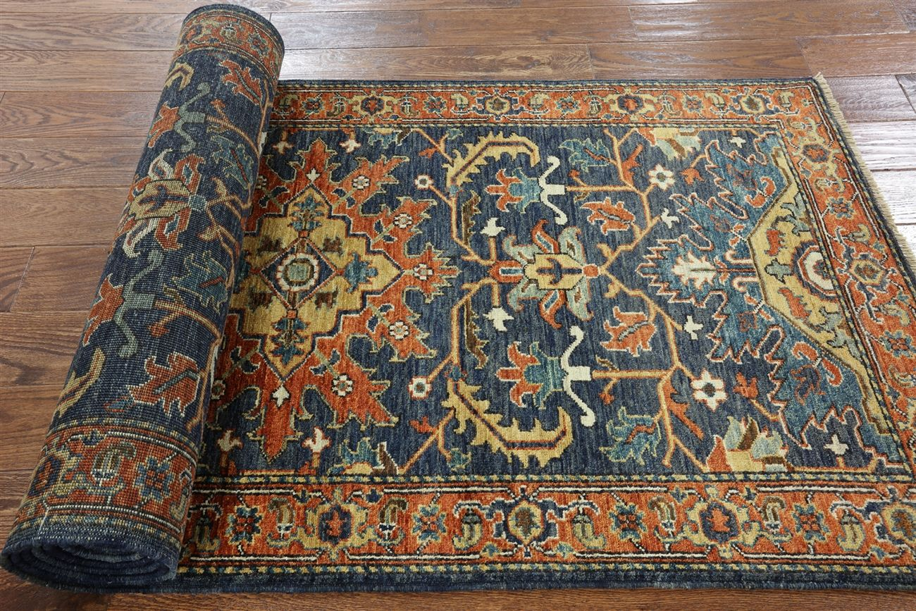 Runner Fine Serapi 3 X 12 Rug P4501 Rugs Rugs On Carpet Rug Under Bed