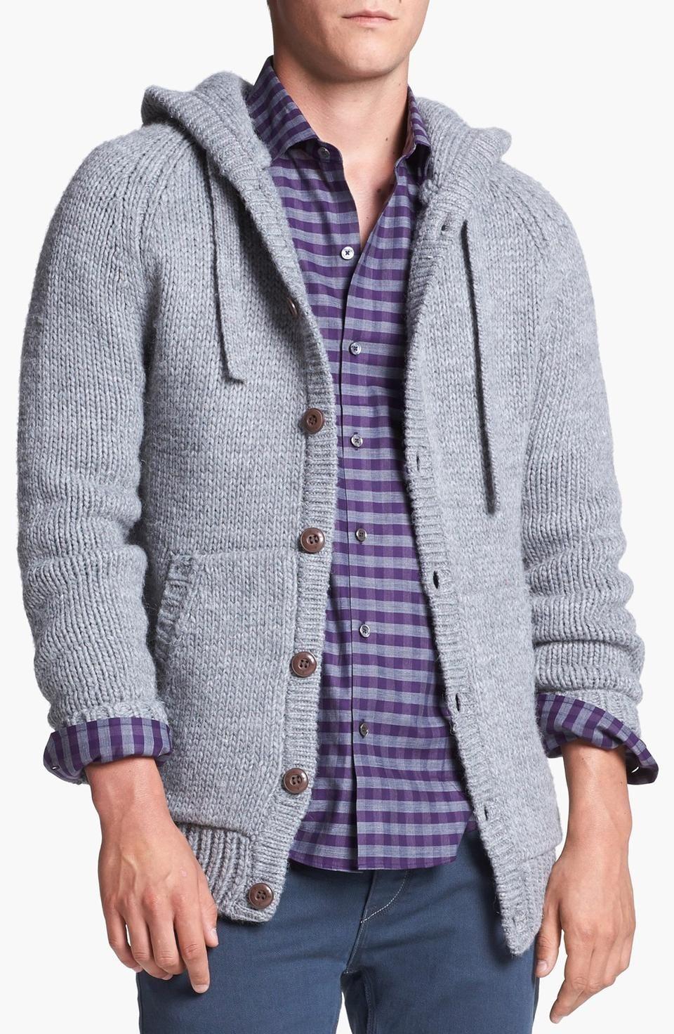 French Connection | 'Delta' Chunky Cardigan #shawl cardigan ...