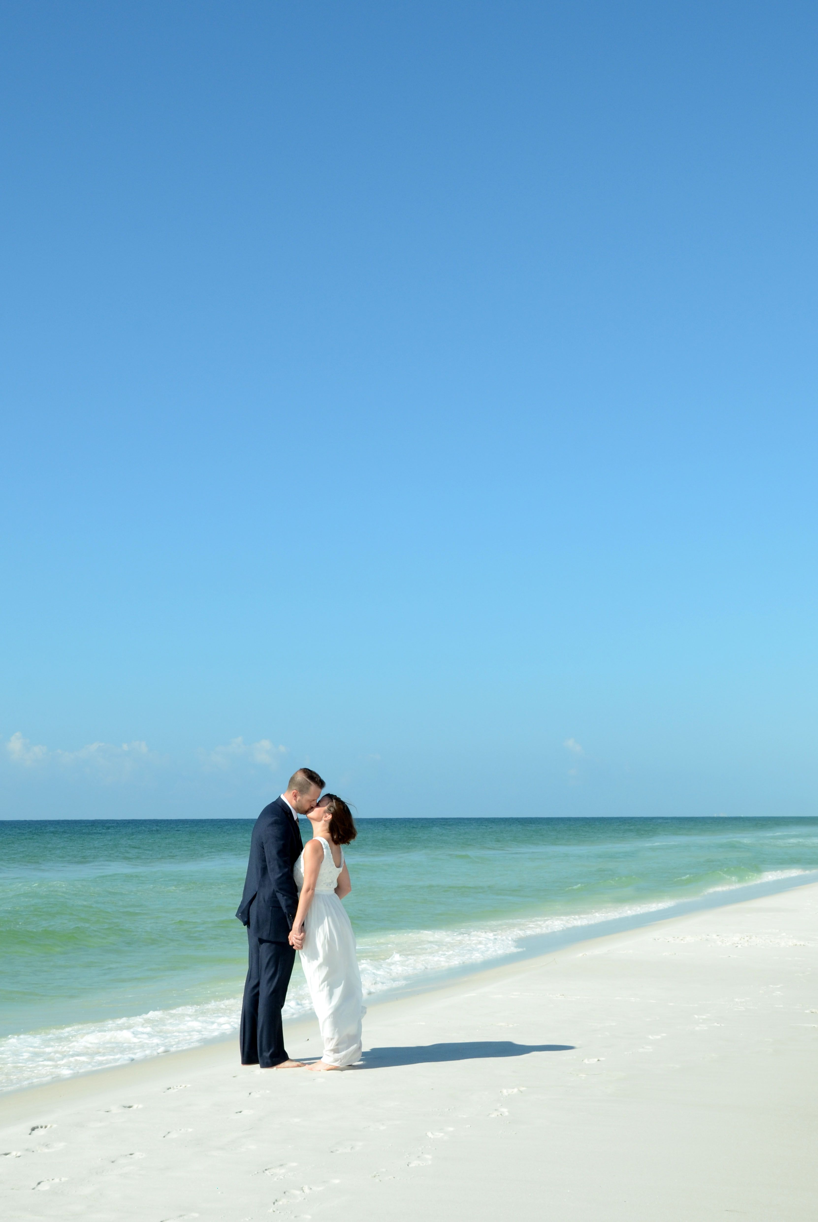 Morning Light Okaloosa Island Fort Walton Beach Florida Destination Beach Wedding Beach Beach Destination Wedding Sunset Beach Weddings