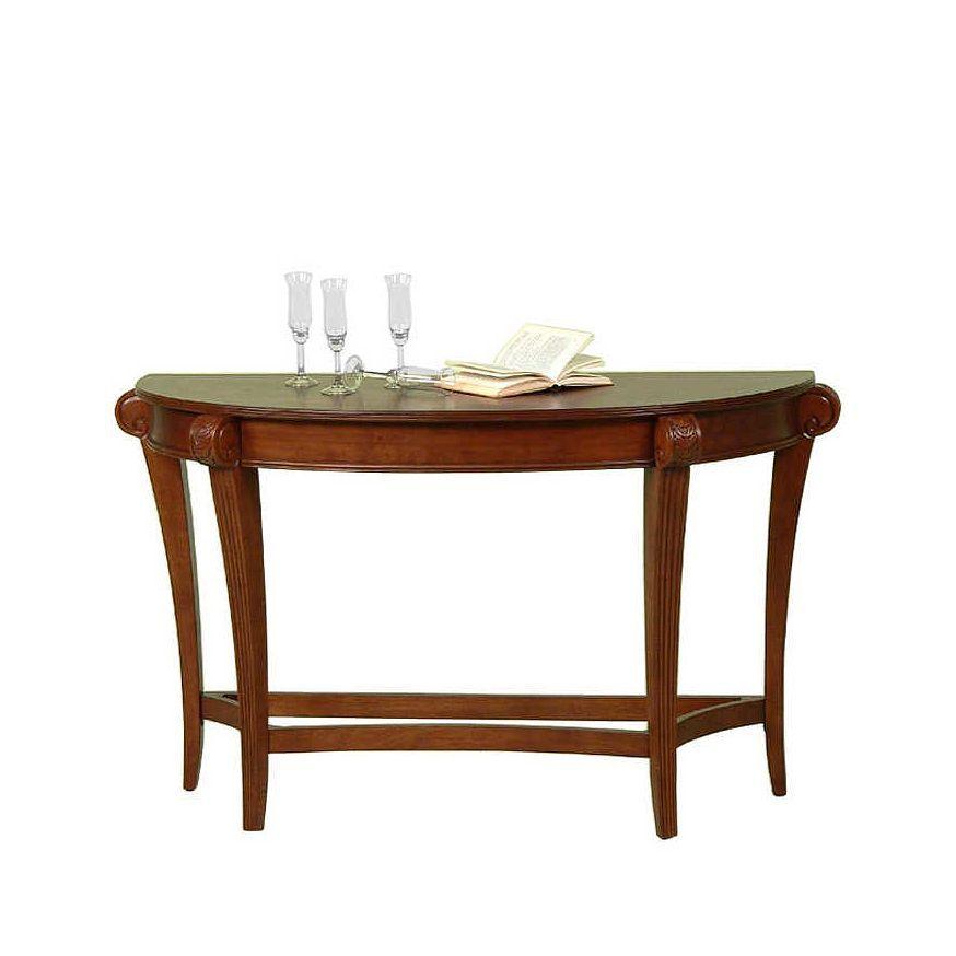 Tisch Lot - braun gebeizt und lackiert, Königstein Jetzt bestellen - mobel braun wohnzimmer