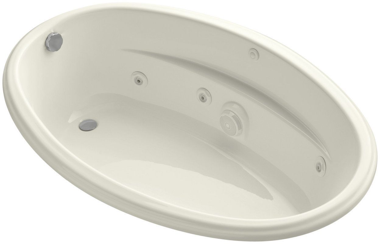 Kohler K 1146 H Whirlpool Bathtub Bathtub Soaking Bathtubs