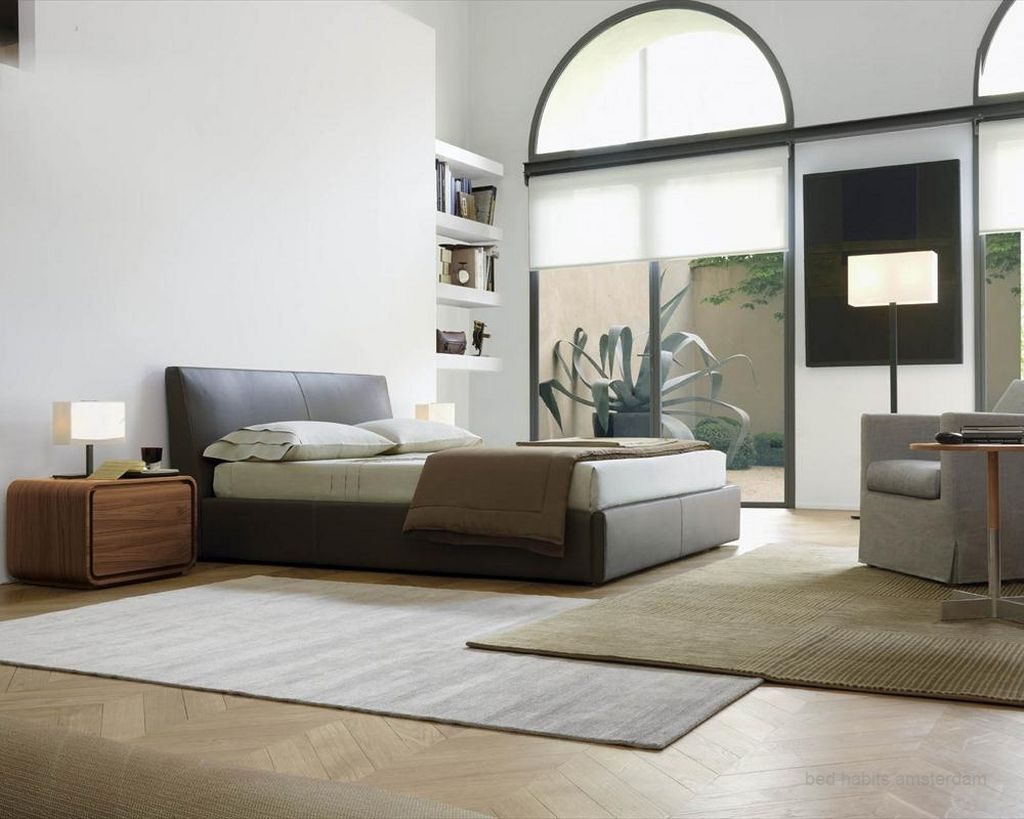 The Jesse Roger Bed From Top Contemporary Furniture Brand Jesse Furniture,  Italy, Is Part Of Our Collection Of High Quality Upholstered Beds From  Italy, ...