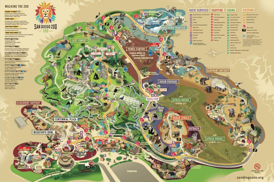 map of sdsu campus » Agricshow | Nursery