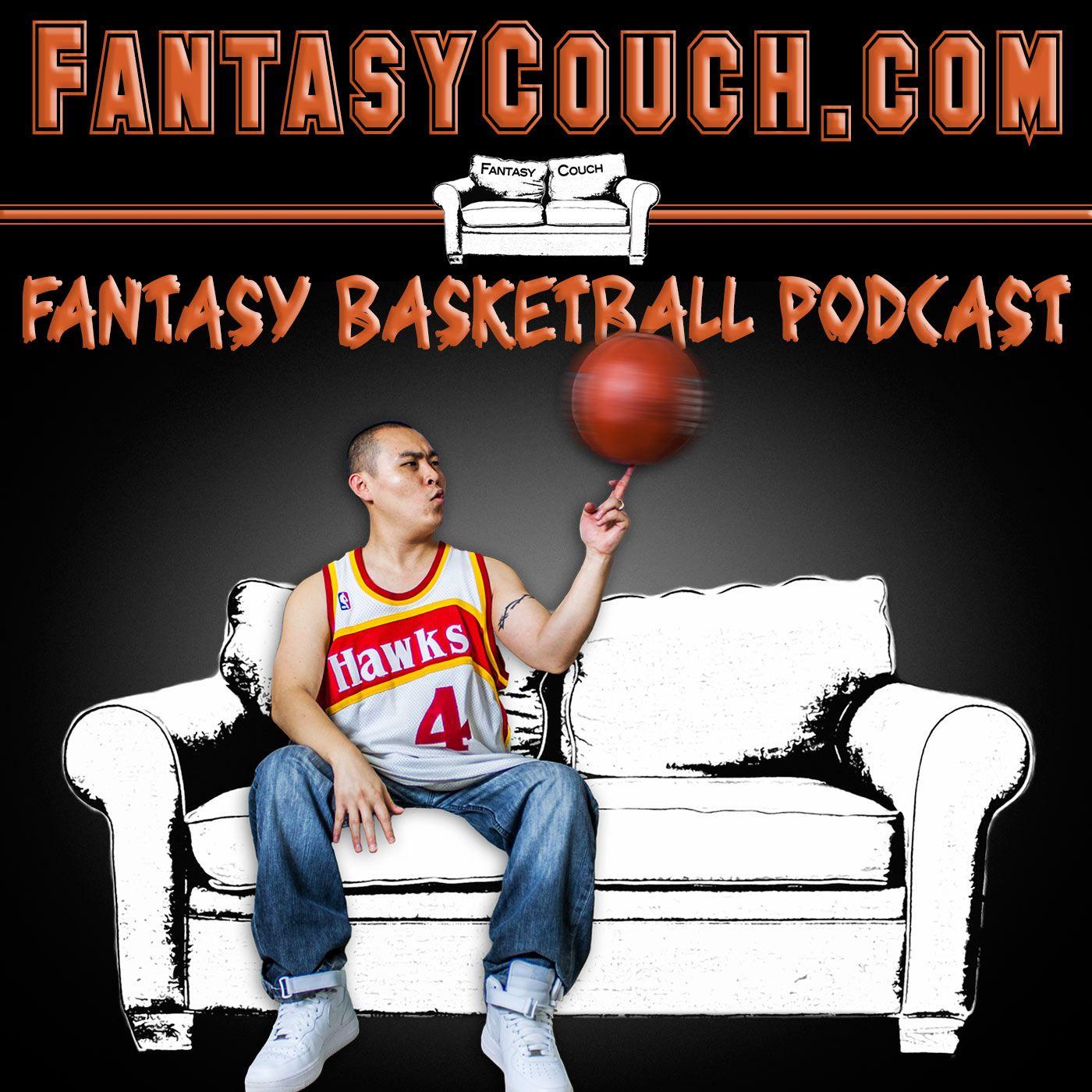 Fantasy basketball podcast rising and falling stocks