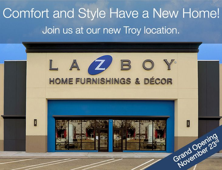 Furniture - La-Z-Boy Sofas, Chairs, Recliners and Couches - Find a ...