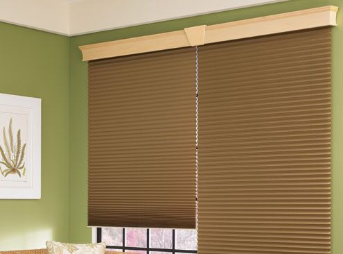 Wood Window Valance Box Color Name Natural Color Number