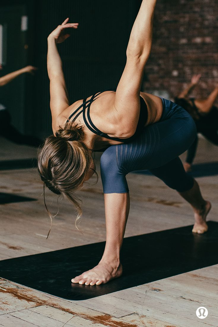 runners lunge #yoga