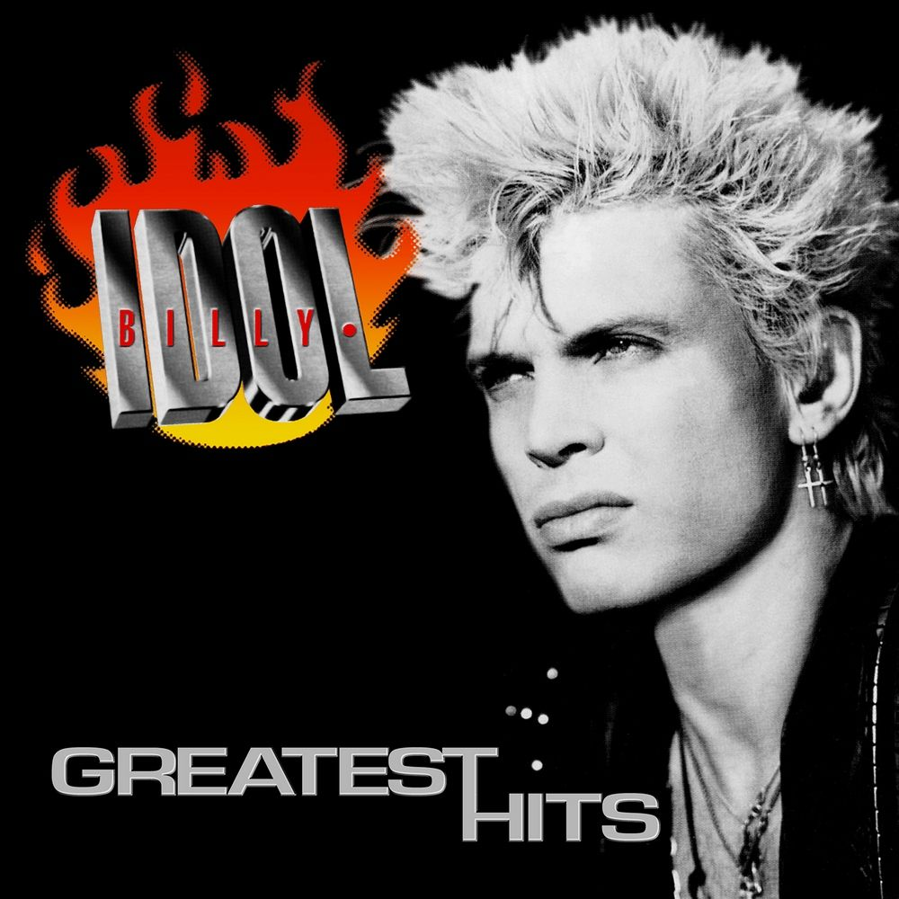 Billy Idol Greatest Hits Album