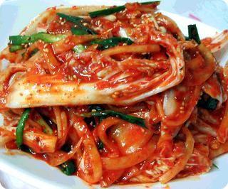 Seleranusantara Resep Masakan Indonesia The Biggest Cuisine And Beverage Rec Kimchi Recipe Korean Food Kimchi Korean Food