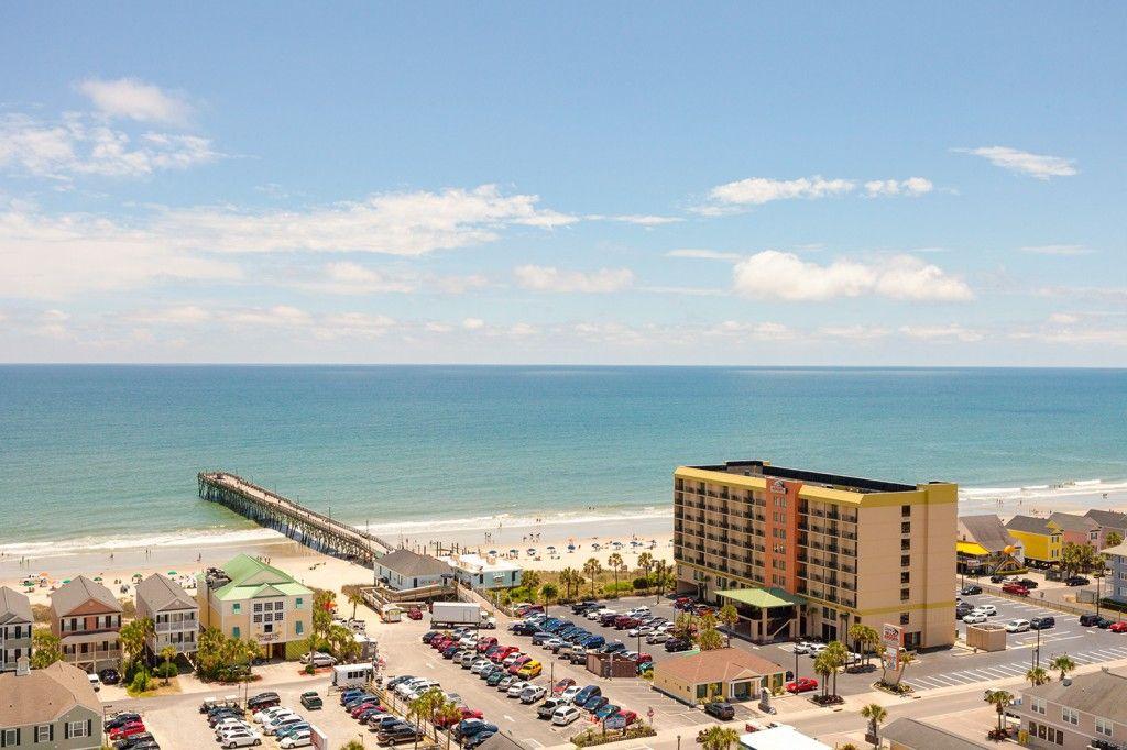 Surfside Beach Resort Pier Myrtle Hotel Rooms