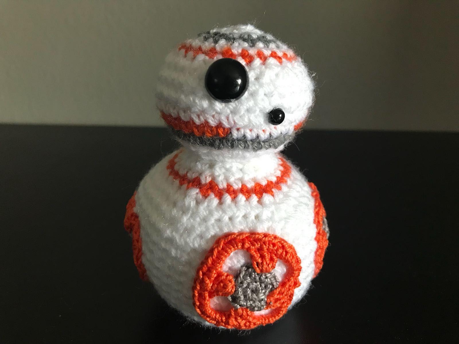 Amigurumi Uncinetto Schemi Gratis : Star wars bb schema gratis tutorial uncinetto crochet amigurumi