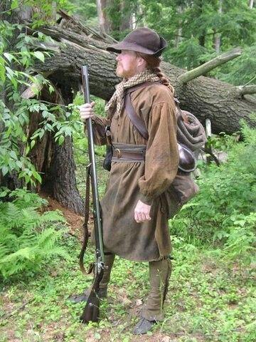Longhunter Buckskin Coat Pinterest Longhunter