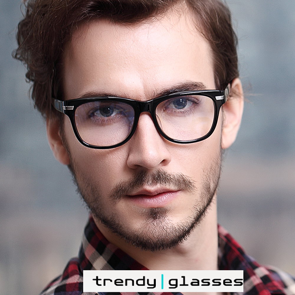 Spectacles stylish for men photo