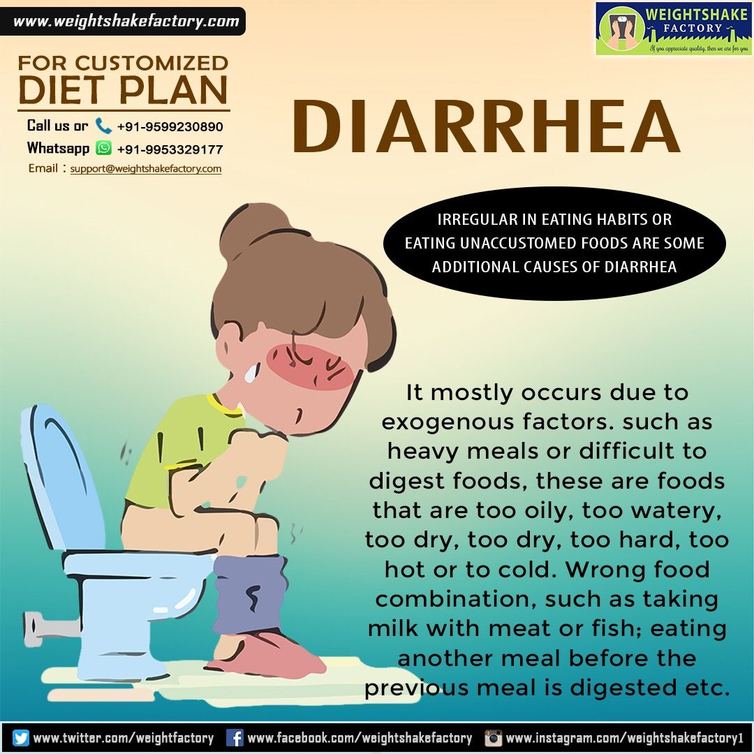 How To Cure Diarrhea Permanently Diarrhea Mostly Occurs Due To Exogenous  Factors Such As Heavy