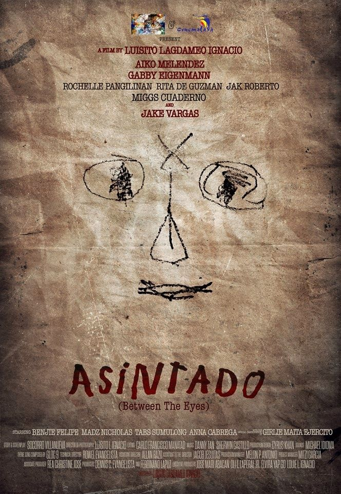 Asintado (2014) Philippine film Philippines Pinoy