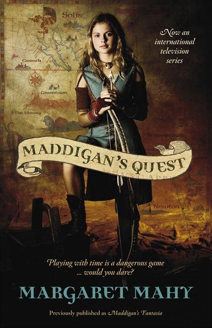 Maddigan S Quest Netflix Margaret Mahy Tv Series Books