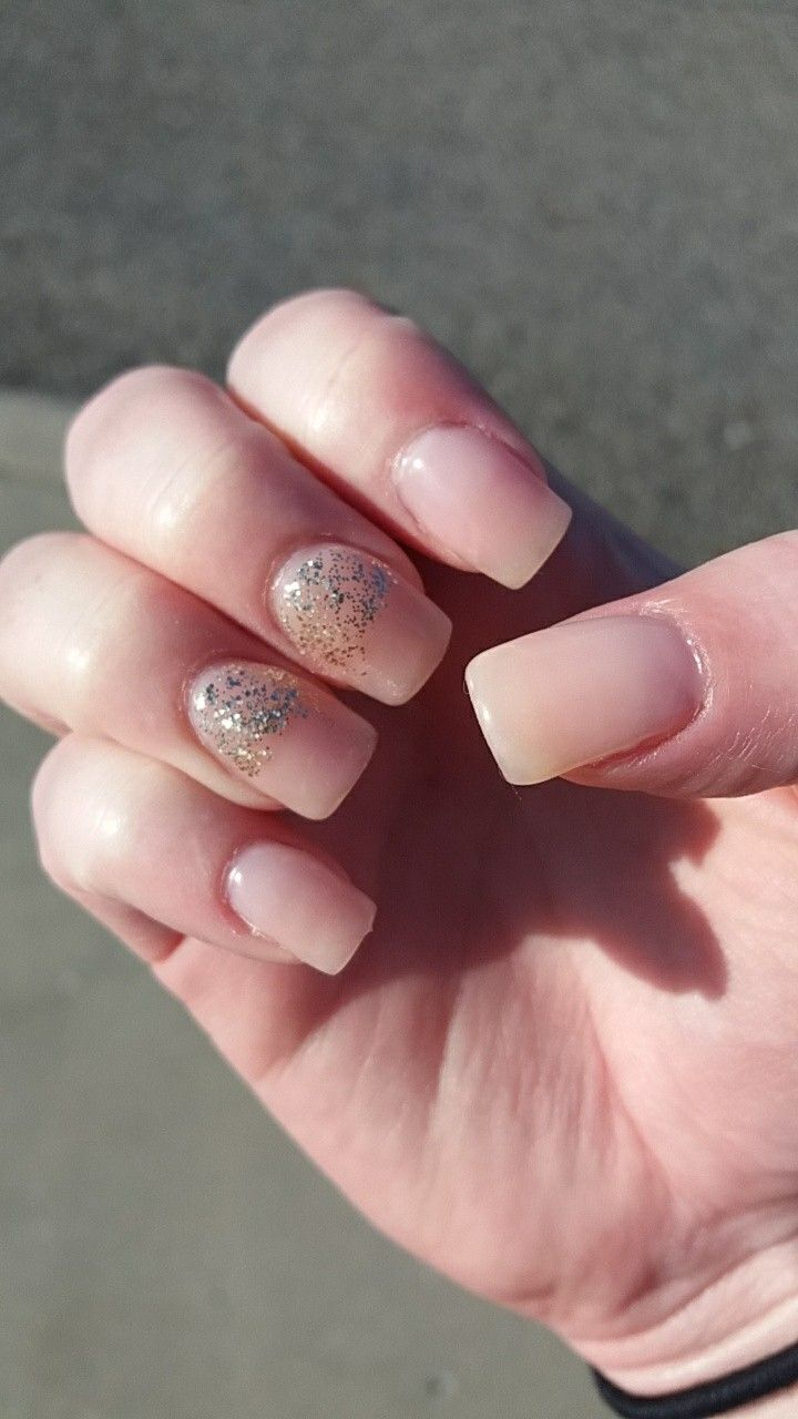 In a perfect beauty world: Ombre Nails LC Style